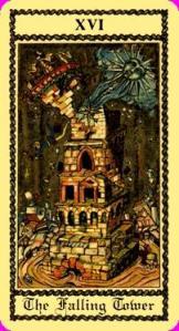 torre falling