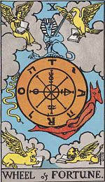 150px-RWS_Tarot_10_Wheel_of_Fortune